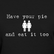 Design ~ Have your pie and eat it too
