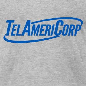 Workaholics Telamericorp T-Shirts - Men's T-Shirt by American Apparel