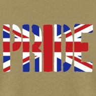 Design ~ PRIDE Britain Flag, British Flag, Union Jack, UK Flag