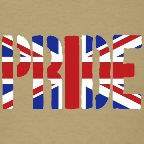 PRIDE Britain Flag, British Flag, Union Jack, UK F