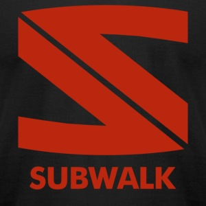 Subwalk Daybreakers Vampire T-Shirts - Men's T-Shirt by American Apparel