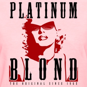 platinum blond - Women's T-Shirt