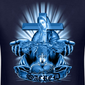 Sacred by RollinLow T-Shirts - Men's T-Shirt