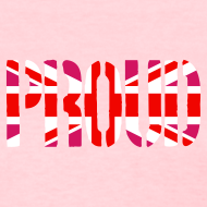 Design ~ Gay Proud Britain Flag, Pink British Flag, Pink Union Jack, UK Flag