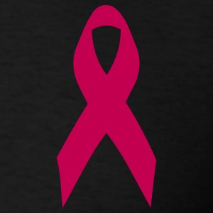 pink ribbon T-Shirts - Men's T-Shirt