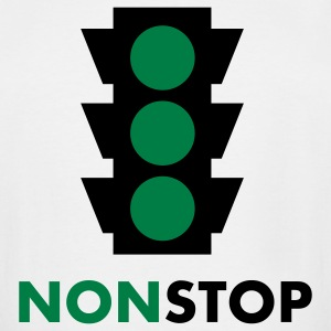 nonstop traffic light 2c T-Shirts - Men's Tall T-Shirt