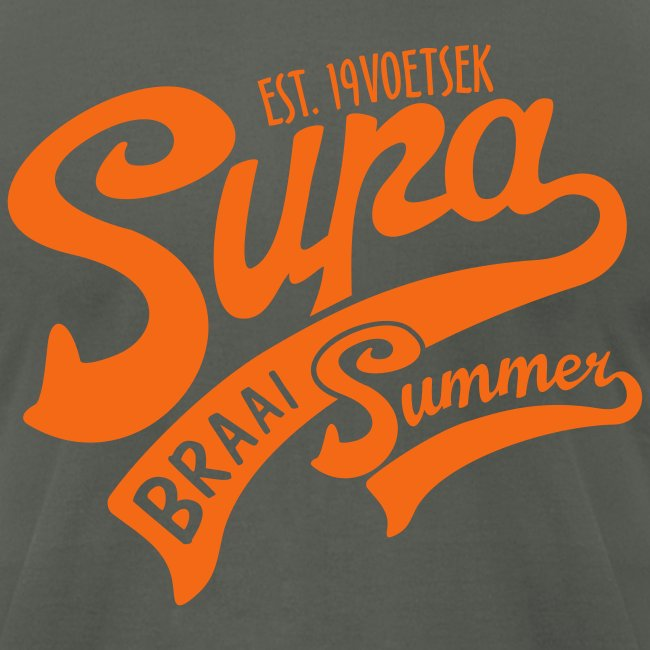 SUPA BRAAI SUMMER