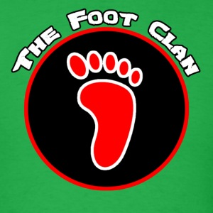 The Foot Clan - Men's T-Shirt