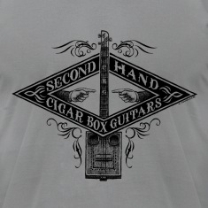 SecondHand Cigar Box Guitar Shirt