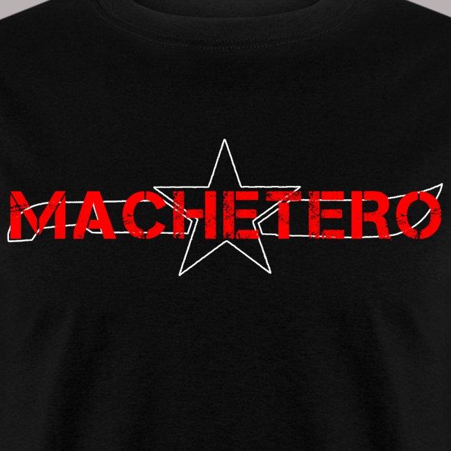 MACHETERO BLACK T-SHIRT