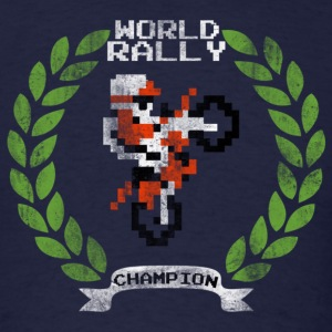 World Rally Vintage - Men's T-Shirt