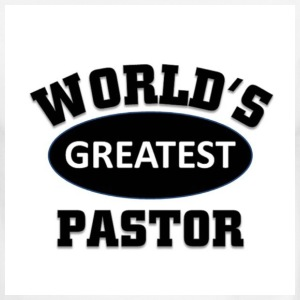 Greatest Pastor - Men's Ringer T-Shirt