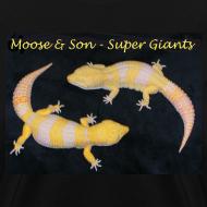 Design ~ Moose & Son - Super Giants