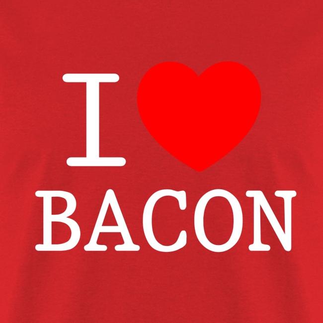 I LOVE BACON dark