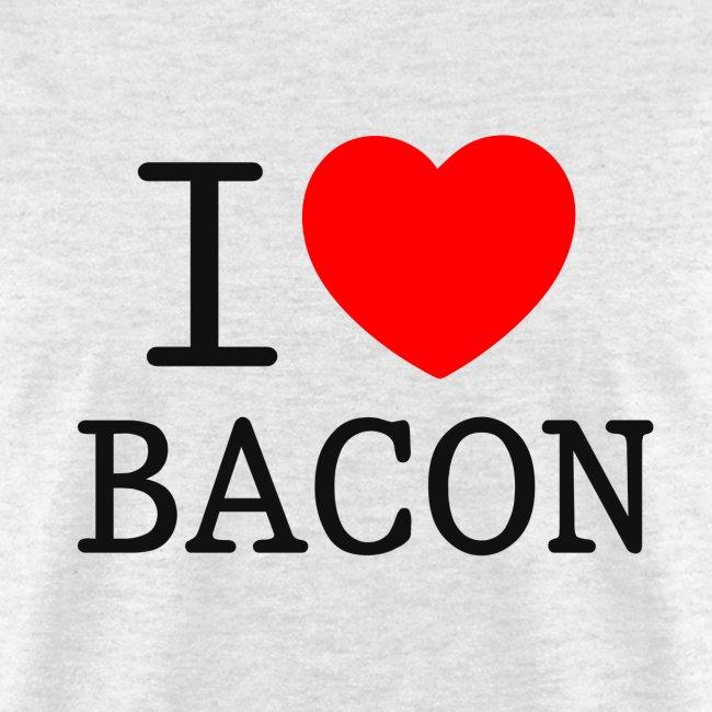 I LOVE BACON light