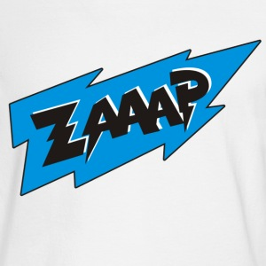 Zaap Cartoon Comic Long Sleeve Shirts - Men's Long Sleeve T-Shirt