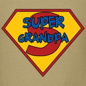 Super Grandpa T-Shirts - Men's T-Shirt