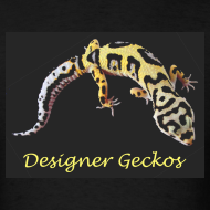 Design ~ Designer Geckos - Special Order