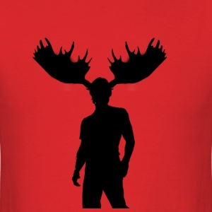 Men's Moose Tee - Men's T-Shirt