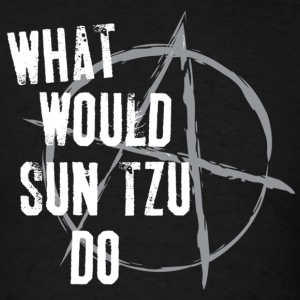 What Would Sun Tzu Do - Abyss - Men's T-Shirt