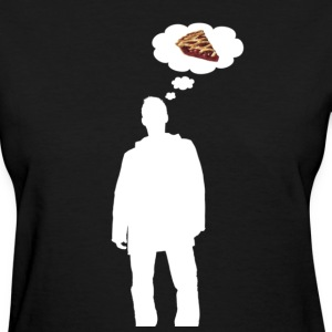 Men's Pie Tee (White) - Women's T-Shirt