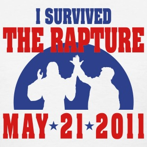 I survived the rapture Women's T-Shirts - Women's T-Shirt