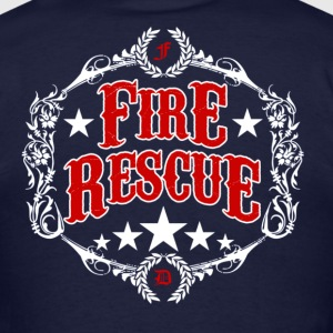 firerescue T-Shirts - Men's T-Shirt