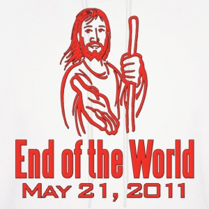 End of the World May 21, 2011 Hoodies - Men's Hoodie