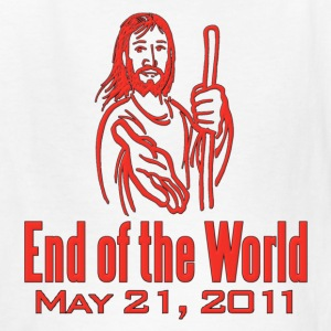 End of the World May 21, 2011 Kids' Shirts - Kids' T-Shirt