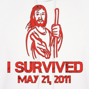 I Survived May 21, 2011 Hoodies - Men's Hoodie