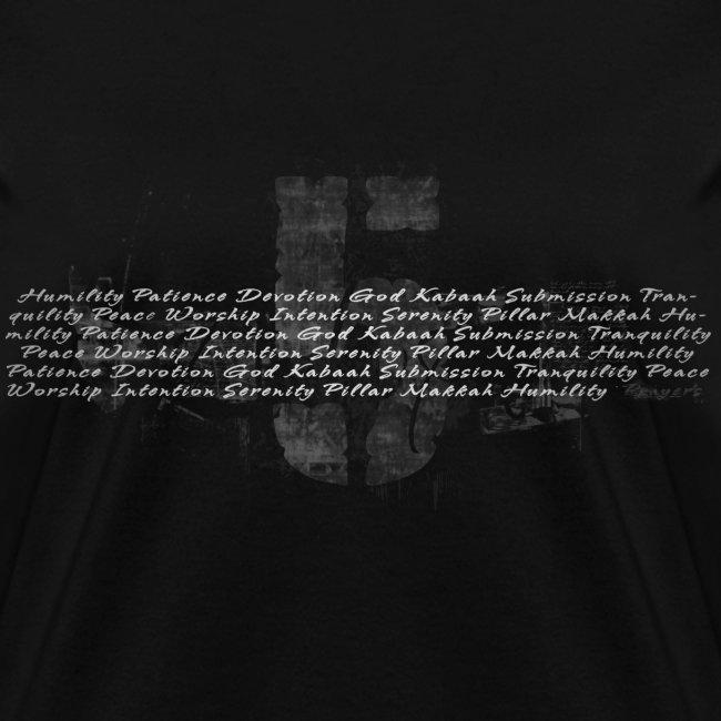 Five Prayers women T-shirt