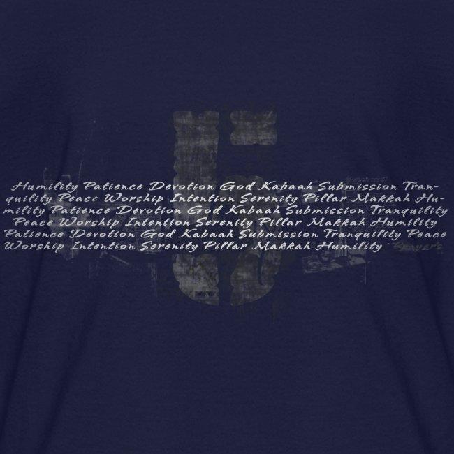 Five Prayers Kids T-Shirt