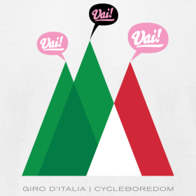 Design ~ Giro Tre Vai!