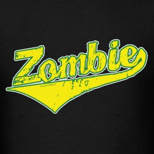 zombiebaseball T-Shirts - Men's T-Shirt