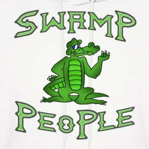 Swamp People Hoodies - Men's Hoodie