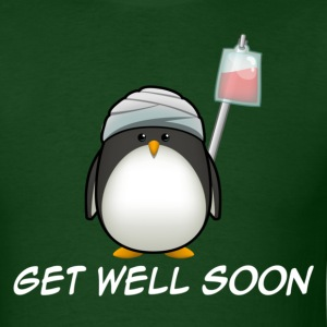 Get Well Soon T-Shirts - Men's T-Shirt