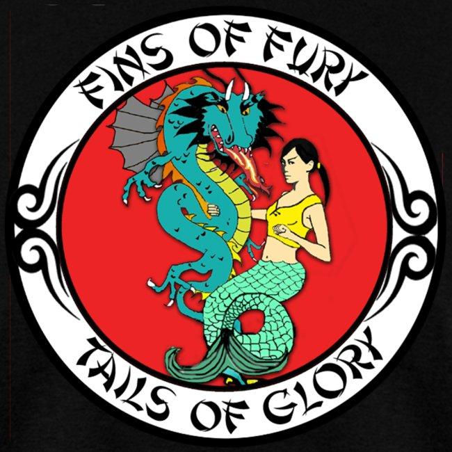 Circle Men's Fins of Fury T-shirt