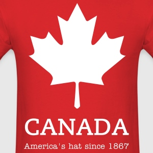 Maple Leaf T-Shirts - Men's T-Shirt