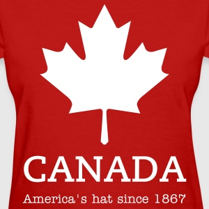 Maple Leaf Women's T-Shirts - Women's T-Shirt