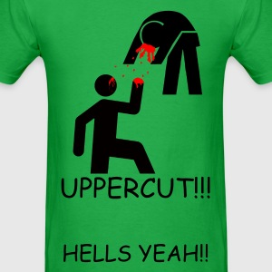 UPPERCUT!!! T-Shirts - Men's T-Shirt