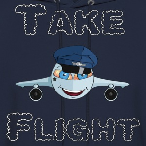 Take Flight Hoodies - Men's Hoodie
