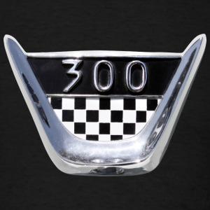 Classic Chrysler 300 badge emblem - Men's T-Shirt