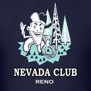 Nevada Club - Men's T-Shirt