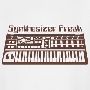 Synthesizer freak T-Shirts - Men's Tall T-Shirt