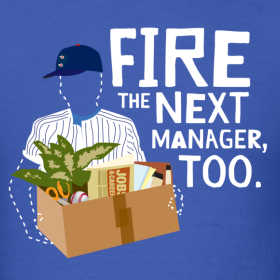 Design ~ Fire the Next Manager, Too