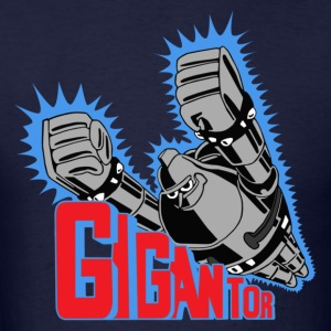 Gigantor - Men's T-Shirt