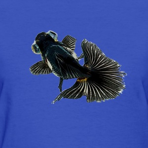 bug-eyed goldfish - Women's T-Shirt