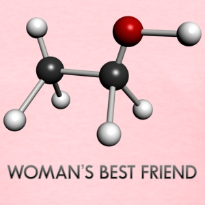 Woman's Best Friend - Women's T-Shirt