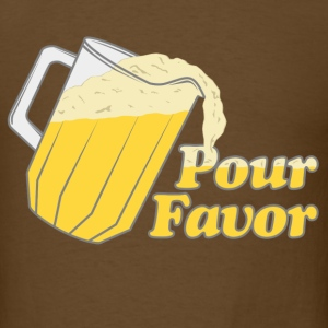 Pour Favor Beer Irish T-Shirts - Men's T-Shirt