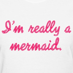 Mermaid - Women's T-Shirt